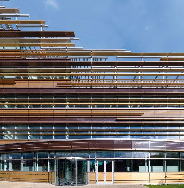 3m hauptquartier mario cucinella architects mc a for Cucinella architects