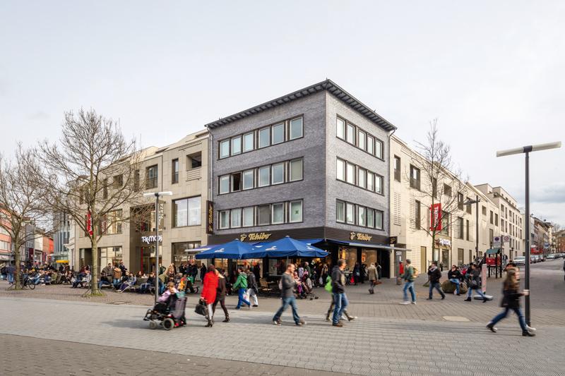 Architektur Aachen neuplanung in der aachener innenstadt architektur