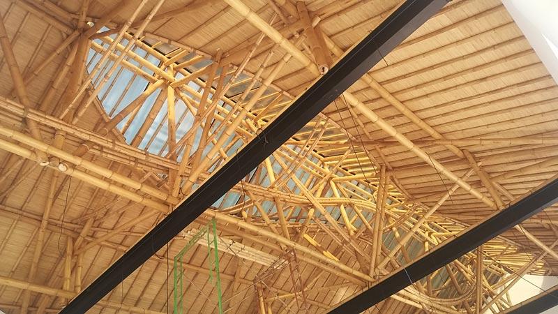 bambus als baumaterial architektur online. Black Bedroom Furniture Sets. Home Design Ideas
