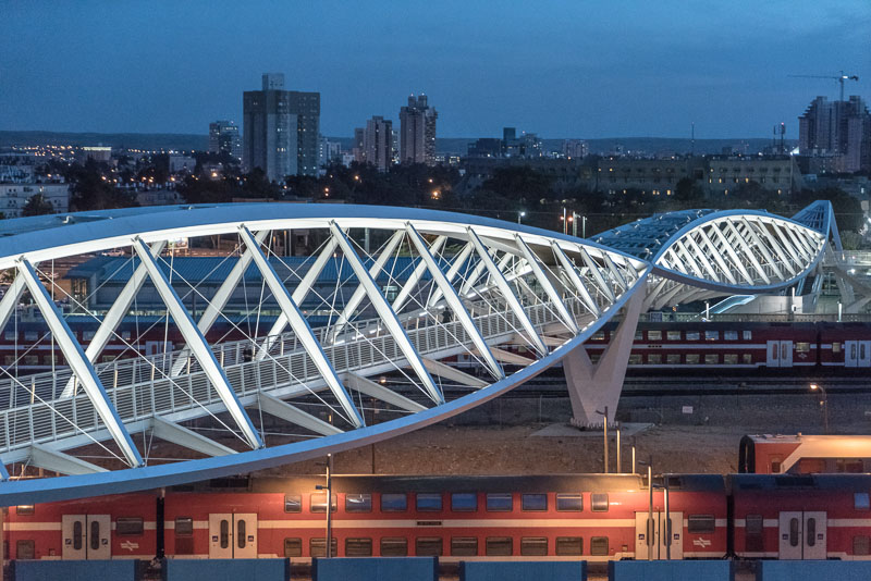 High Tech Architektur: The High-Tech Park Bridge : Architektur-online