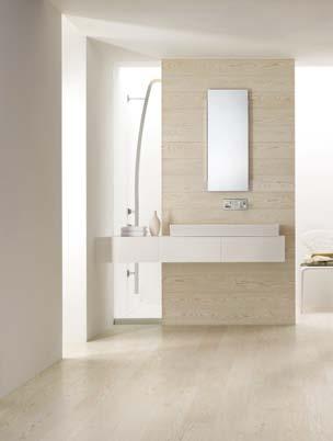 Das Badezimmer Von Morgen Gross Grun Und Trendig Architektur