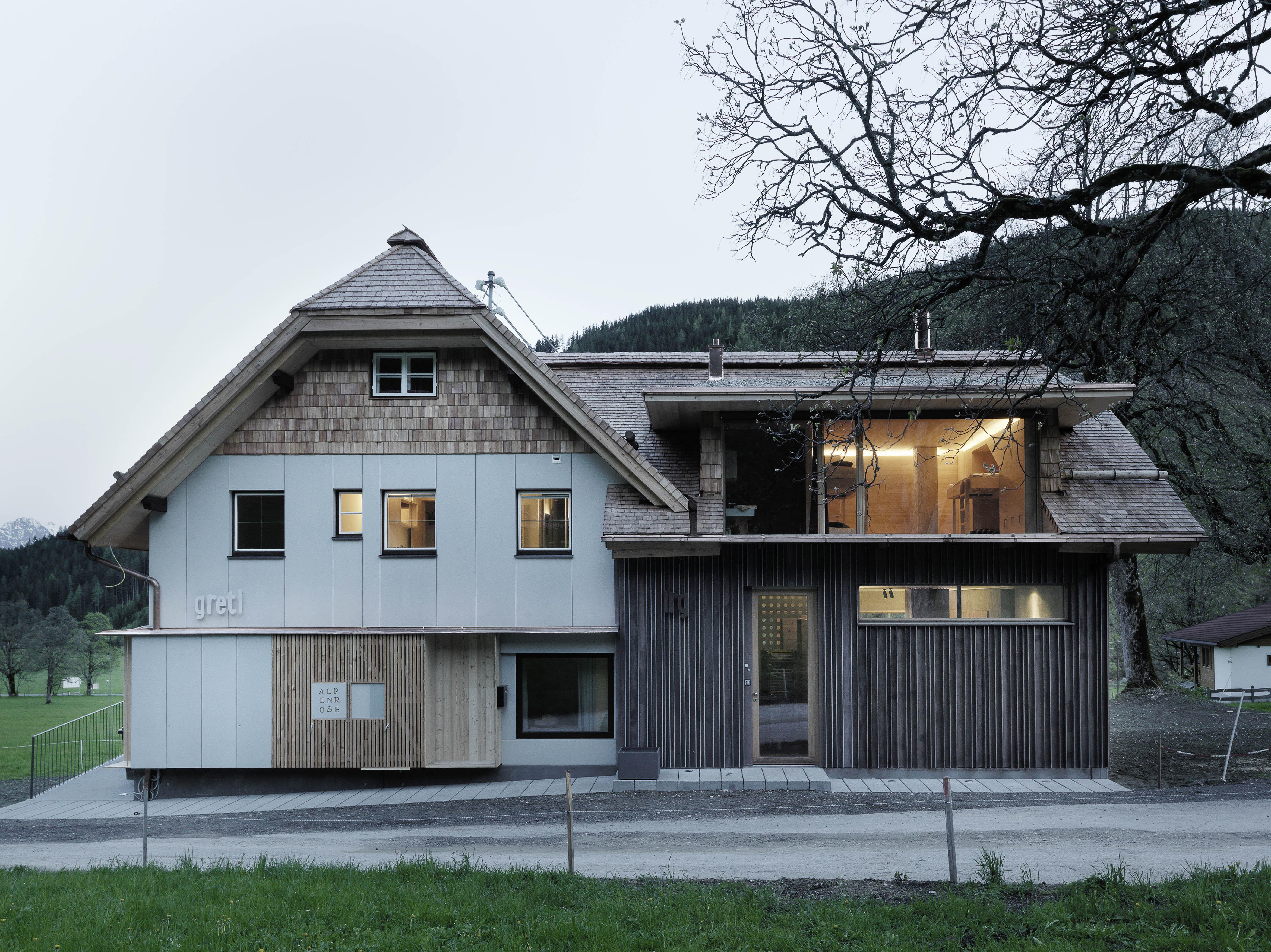 Beton Architektur