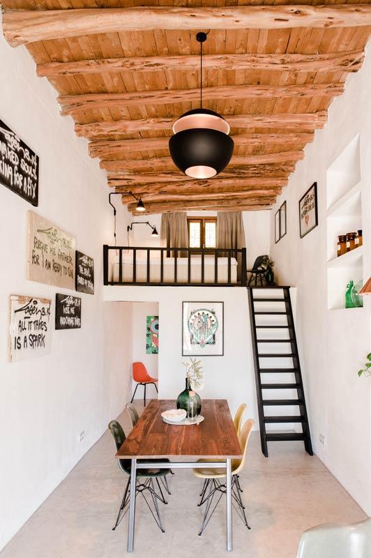Wohnen in Ibiza - eine Finca als Traumhaus - architektur ...