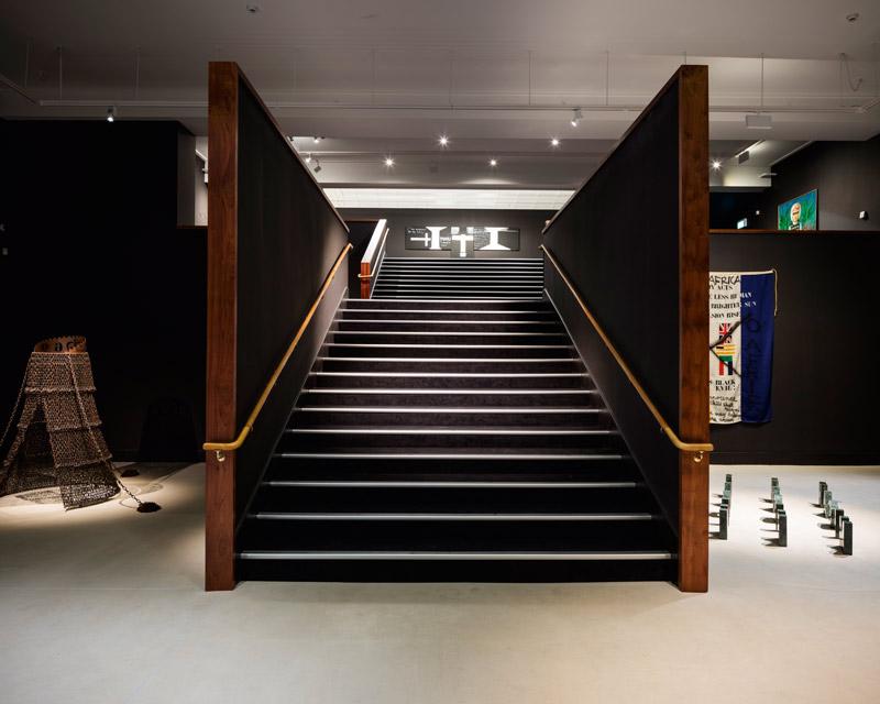 Treppen Len das len lye centre ist eröffnet architektur architektur