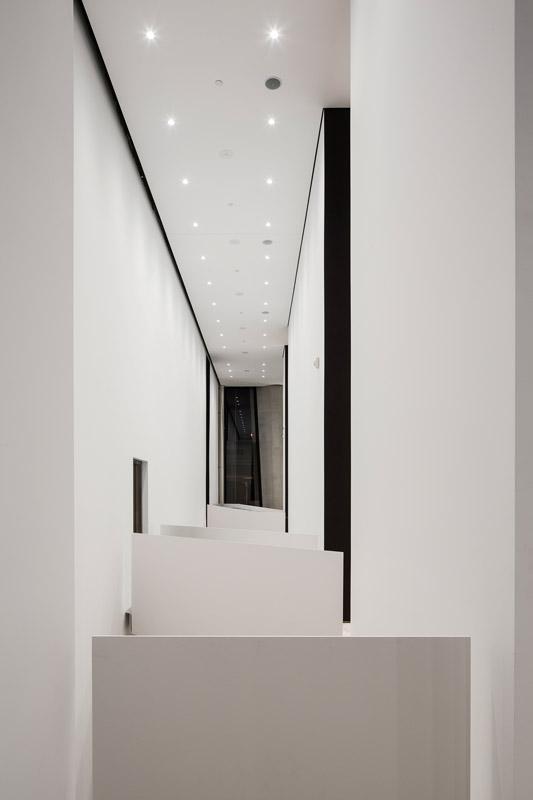 Len Für Hohe Decken das len lye centre ist eröffnet architektur architektur