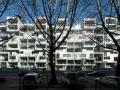 Residential Building Wilhemskaserne, Vienna by Architect Walter Stelzhammer, Vienna, Austria.