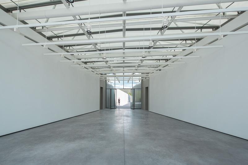 Cha Teau La Coste Art Gallery Renzo Piano Building Workshop