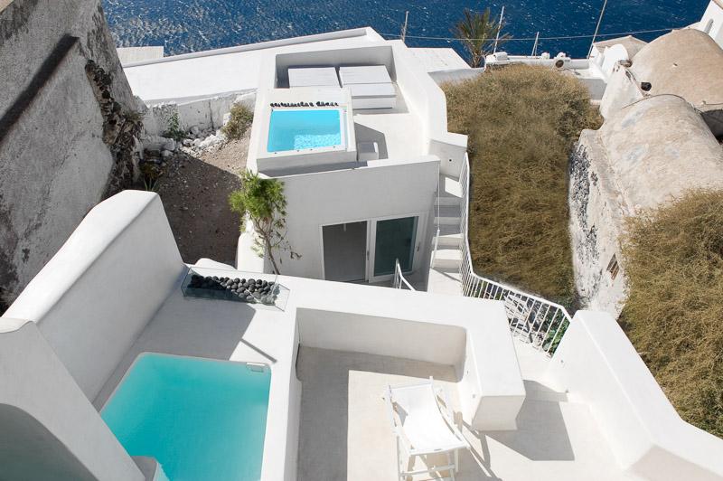 Ein Traum in Weiß und Blau : architektur-online
