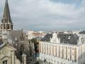 Klostergeb‰ude, Sanierung, Wien Neubau
