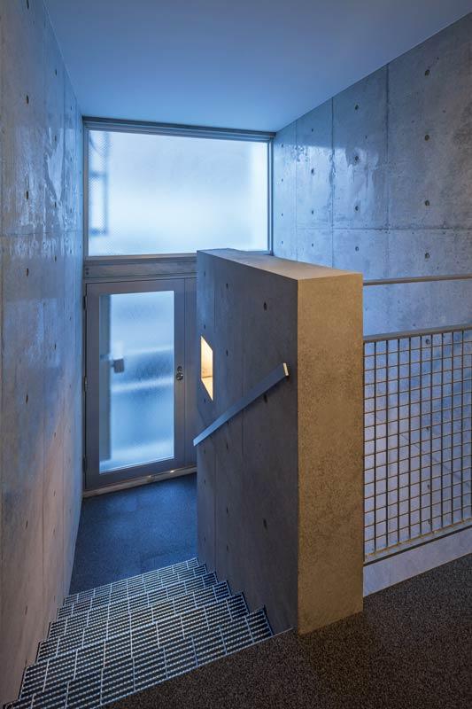 Betonpurismus in tokyo architektur online architektur - Architektur tokyo ...