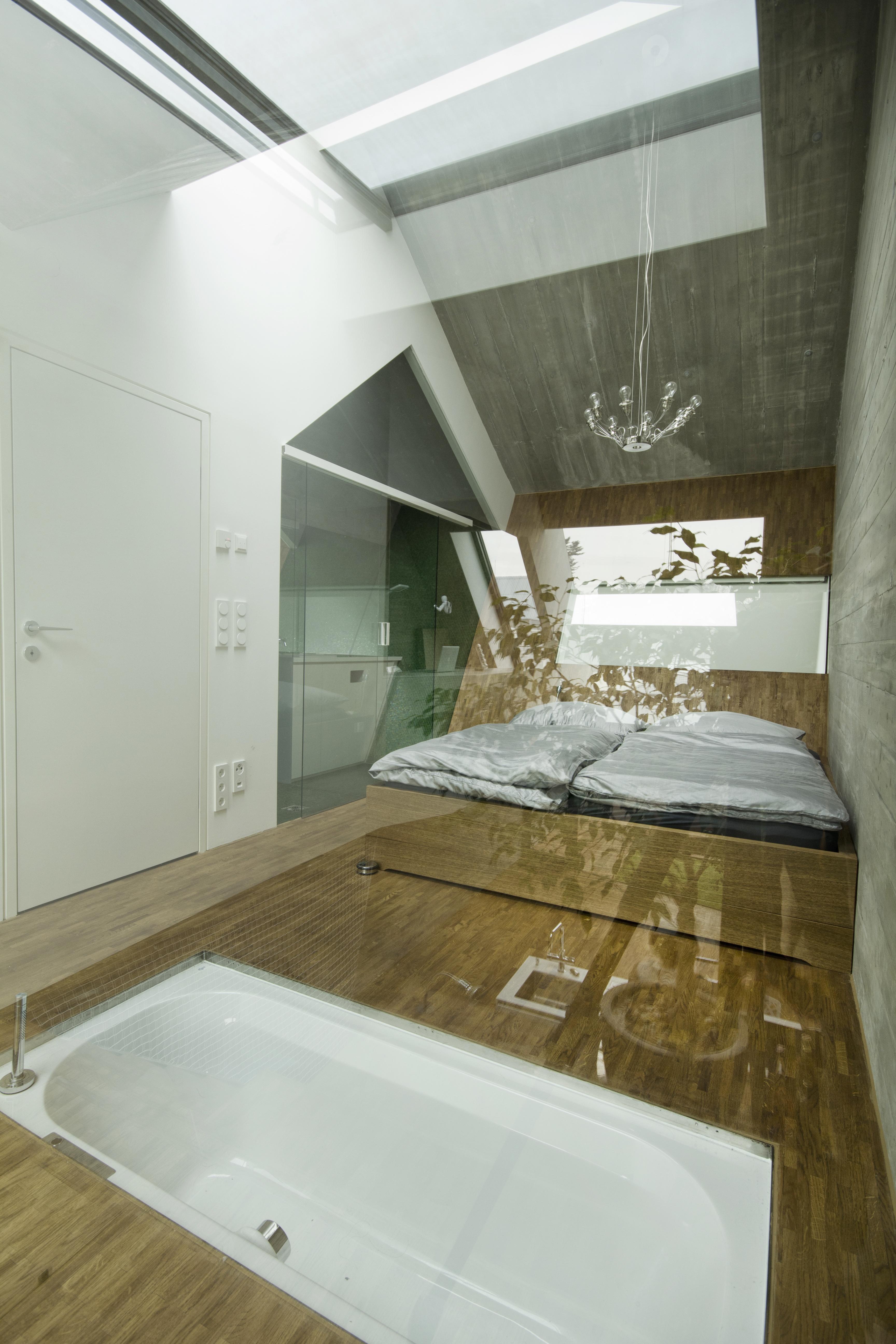 White Cube Mit Urbaner Dichte Architektur Online