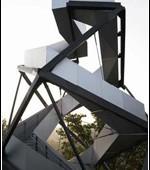 Der Aussichtsturm an der Mur der Architekten terrain:loenhart&mayr, München