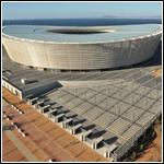 Cape Town Stadion bereit für den Anpfiff – Die gläserne Perle am Atlantik