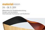 Material Vision mit Wettbewerb Design Plus und internationaler Konferenz