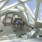 Paper Crease oder der gefaltete Raum – Tobias Eglauer