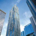 Der Aqua Tower von Studio Gang Architects