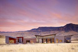 Wapiti Valley Residence – studio.bna architects