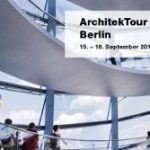 ArchitekTour Berlin 15. – 18. September 2011