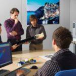 """Modelle """"drucken"""": rechnergestützter Architekturmodellbau"""