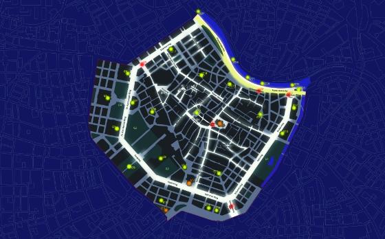 Masterplan Licht Wien