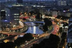 Beleuchtung der MA33 - Wien leuchtet