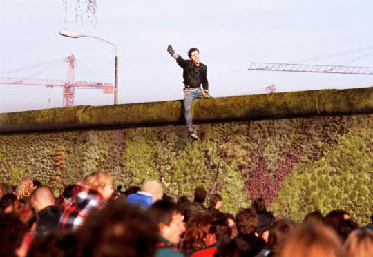 Berlin Eco-Wall, 1989