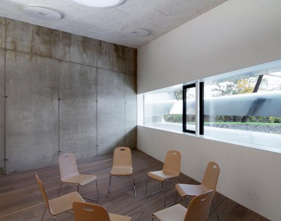 Seelsorgezentrum voestalpine - X Architekten