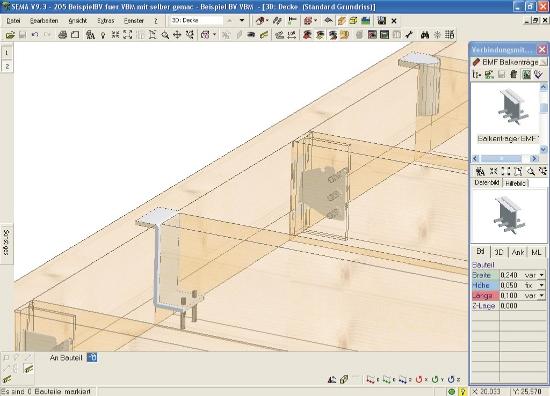 Holzrahmenbau konstruktion grundriss  Holzbau-CAD - architektur-online : architektur-online
