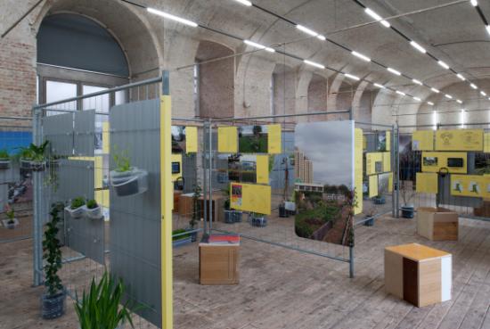 """Die Ausstellung """"Hands-On Urbanism 1850 - 2012. Vom Recht auf Grün"""""""