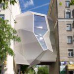 Wie ein Parasit – za bor architects