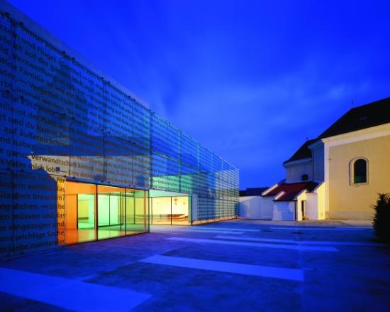 Projekt: Pfarrzentrum Podersdorf