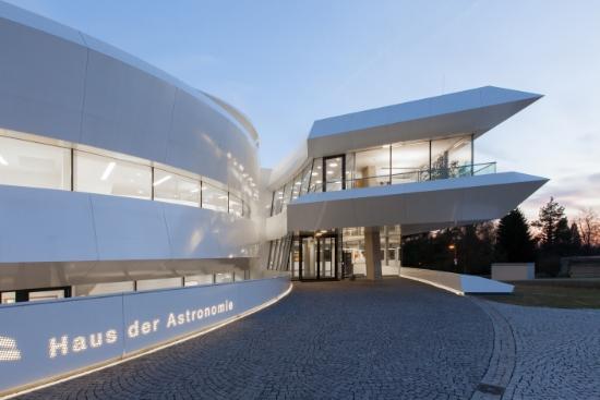 Architekten Heidelberg haus der astronomie heidelberg architekten bernhardt partner