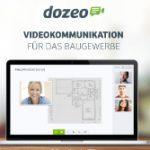dozeo Video Conferencing jetzt auch für Architekten