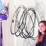 """Artemide Schauraum Wien zeigt Installation zum Studentenwettbewerb """"Vision of Light"""""""