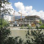 """""""ARTEC Architekten: Wohnheim Olympisches Dorf, Innsbruck"""""""