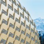 Parametrische Fassade