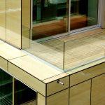 Zukunftsweisendes Fassadenelement aus Glas