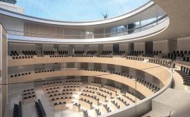 AXIS Ingenieurleistungen Generalplaner Umbau Parlament