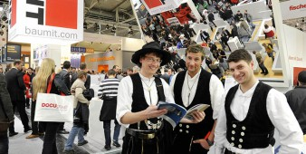BAU 2015 – das Highlight