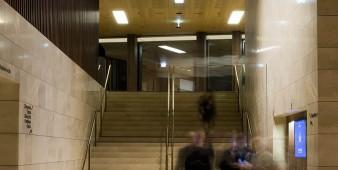 Bürobeleuchtung mit LED