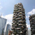 """Vimar erleuchtet den Wohnkomplex """"Bosco Verticale"""" in Mailand"""