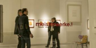 Faszination Licht in der Galerie und im Museum Gugging