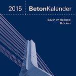 Beton-Kalender 2015