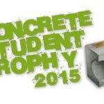 Concrete Student Trophy 2015