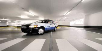 Parkdeckrinne Securin spart Ärger und Kosten