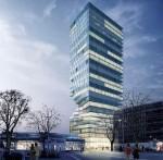 Wird ein Turm mit Hüftknick den Wiener Gasometern gerecht?