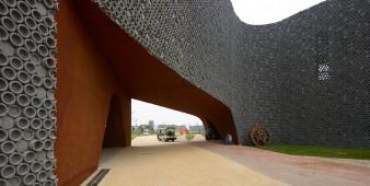 Weinbau und die  Chinesische Mauer