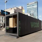 WOODBOX macht Station in Wien