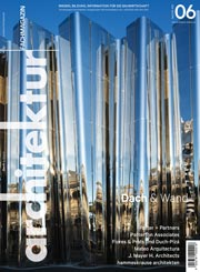 Architektur Fachmagazin eMagazin 06/2015