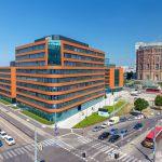 Neues Bürogebäude für Wiener Wohnen